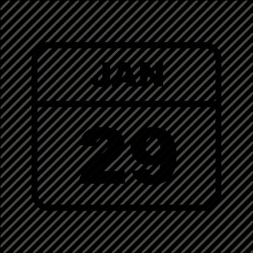 Calendar, Jan, Month, Schedule Icon