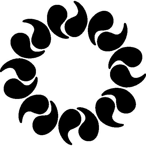 Saitama Japan Flag Symbol