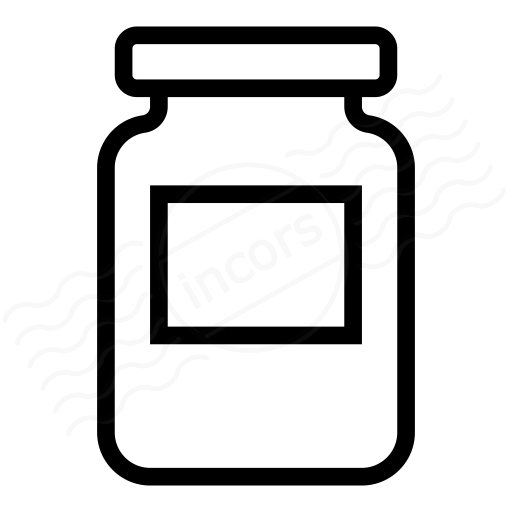 Iconexperience I Collection Jar Icon