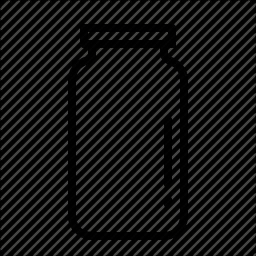 Jar Icon Transparent Background