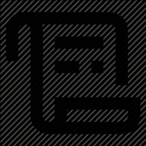 Javascript, Recipe, Script, Scroll Icon