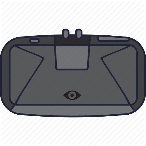 Oculus, Oculus Rift, Rift, Virlual Icon