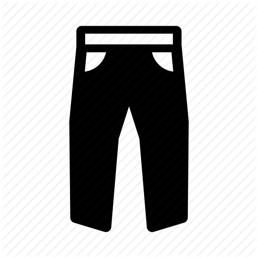Cloth, Fashion, Jeans, Pants, Trouser Icon