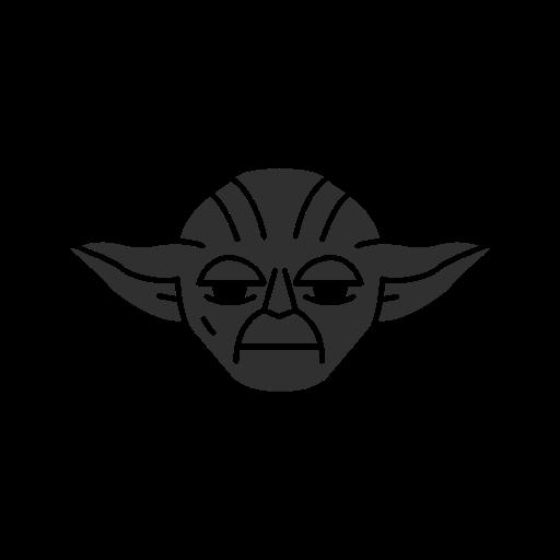 Jedi, Jedi Master, Starwars, Yoda Icon