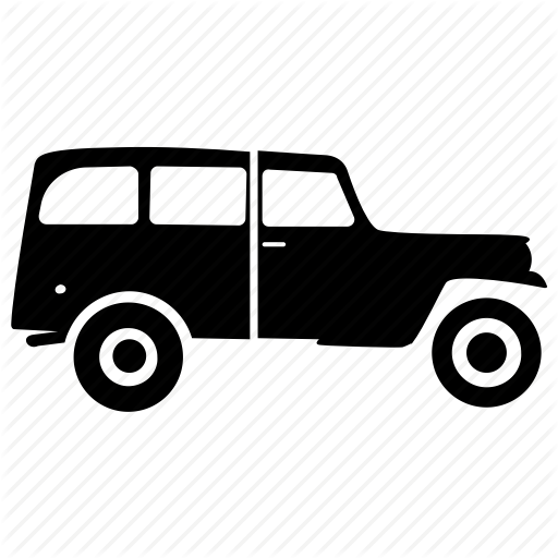 Jeep, Jeep Wrangler, Transport, Urban Automotive, Urban Jeep Icon