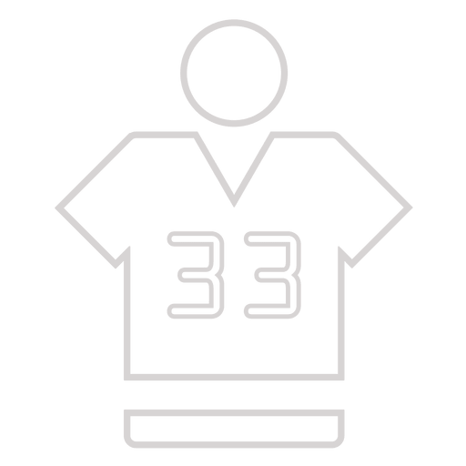 Sport Jersey Icon