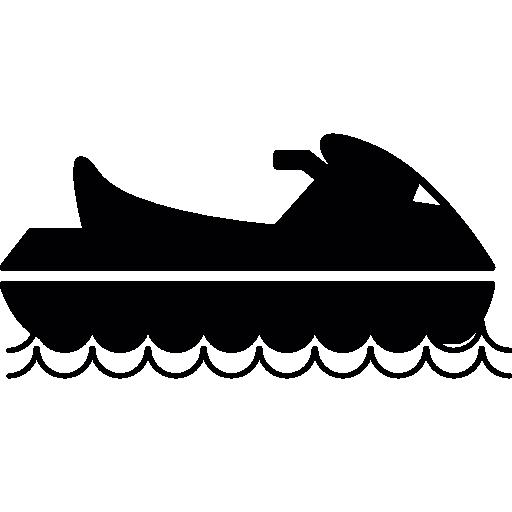 Water Jet Ski Icons Free Download