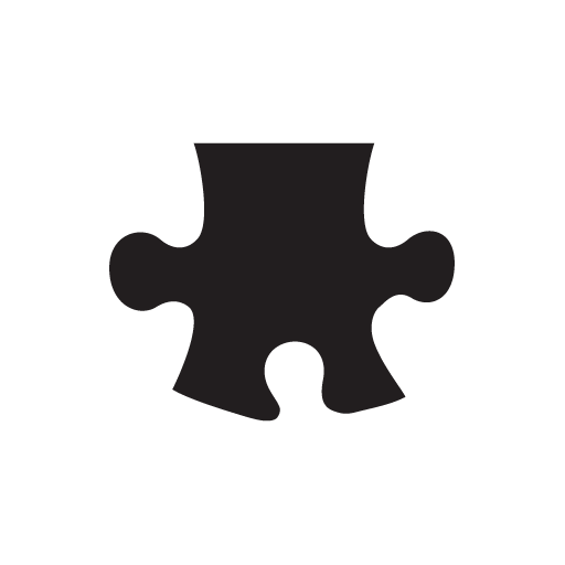 Green Jigsaw Puzzle Icon Download Free Icons