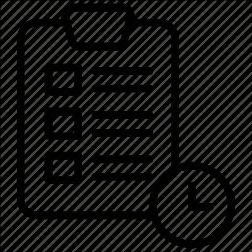 Job Description Icon At Getdrawings Free Download
