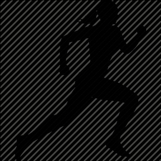 Jogging Icon