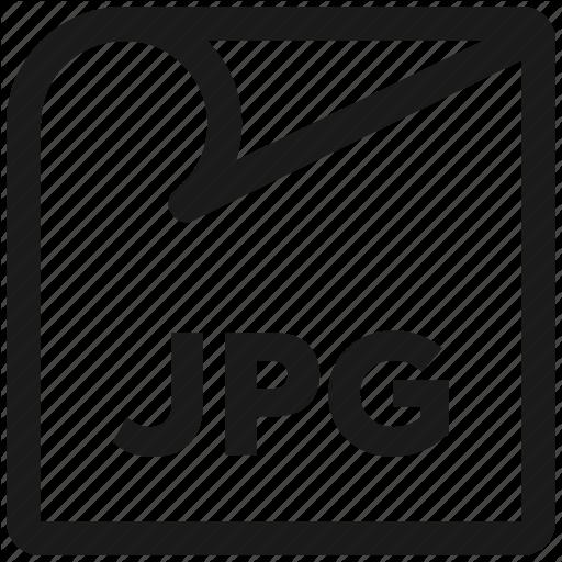 Ekstension, File, Monoline Icon