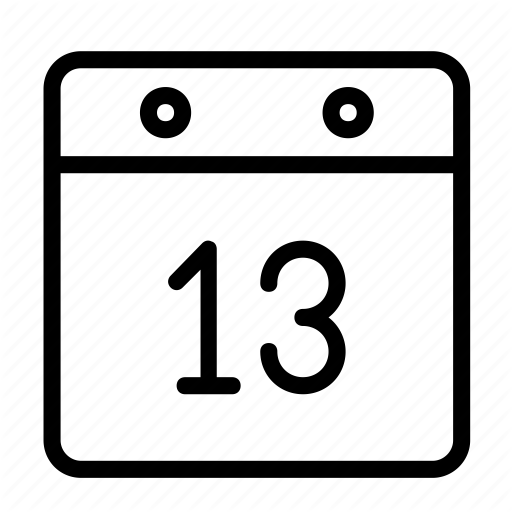 Calendar, Icon, Illustration, Vector Icon