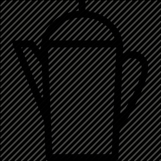 Jug, Juice, Milk, Water, Webshop Icon