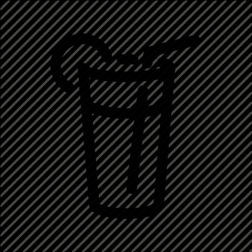 Beverage, Cocktail, Drink, Fresh Juice, Juice Icon