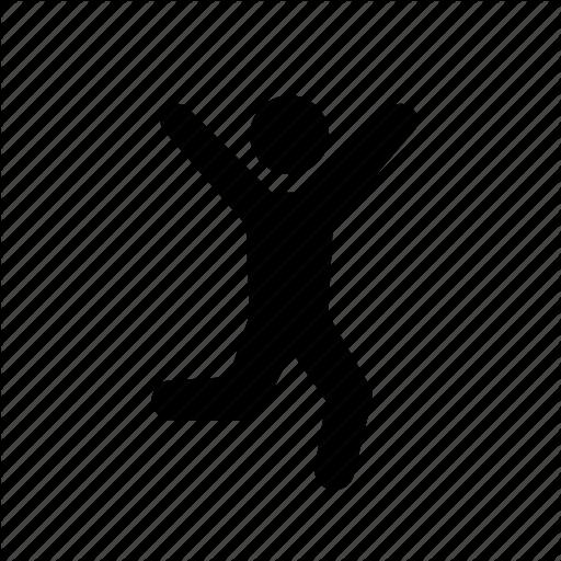 Businessman, Excitement, Happy, Human, Jumping, Male, Man, Men