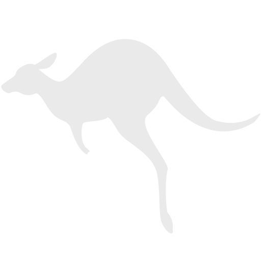 Kangaroo, Animals, Jumping Icon With Png And Vector Format