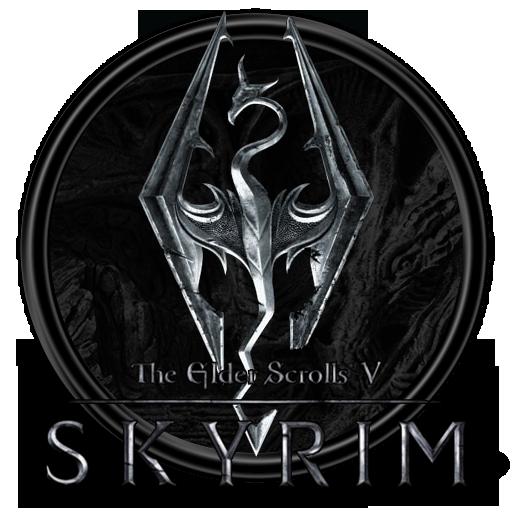 Download Free The Elder Scrolls V Skyrim Image Icon Favicon