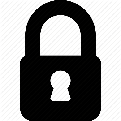 Key, Lock, Locked, Protection, Secure Icon