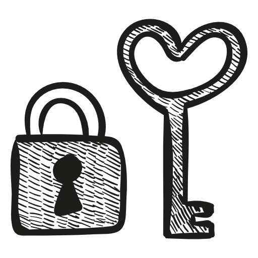 Key And Lock Icon Download Free Icons