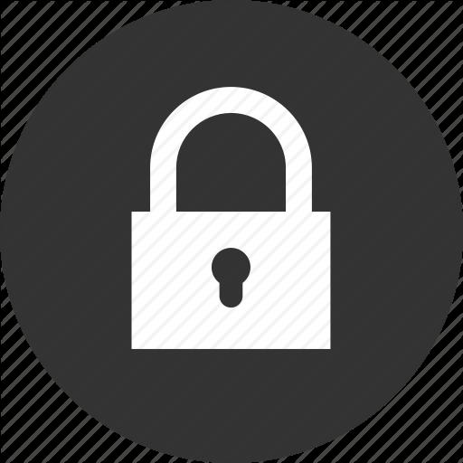 Circle, Circular, Key, Lock, Locked, Password, Private, Protect