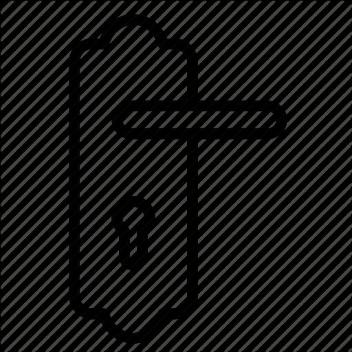 Door Lock Icons Sc St Noun Project