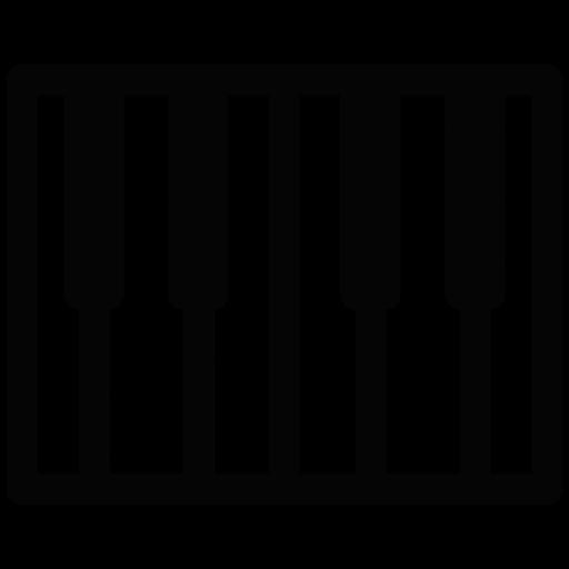 Download Piano Key,birthday,key,music,party,piano,play,sound Icon