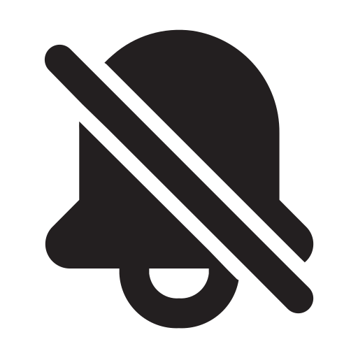 Bell, Off Icon Free Of Eva Fill Icons