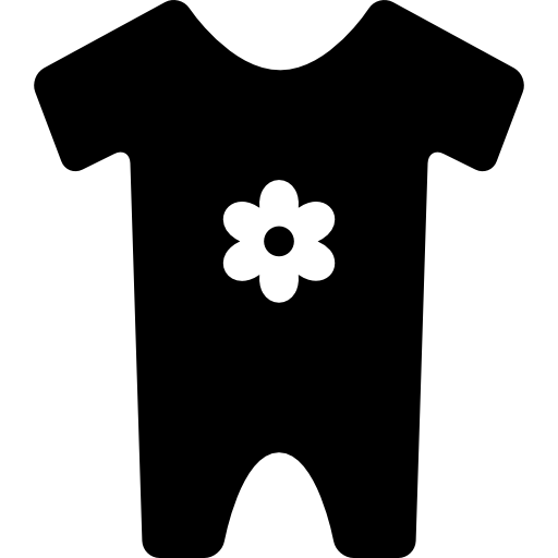 Baby Clothes Icons Free Download