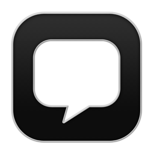 Chat Icon Blogger Iconset Rafiqul Hassan