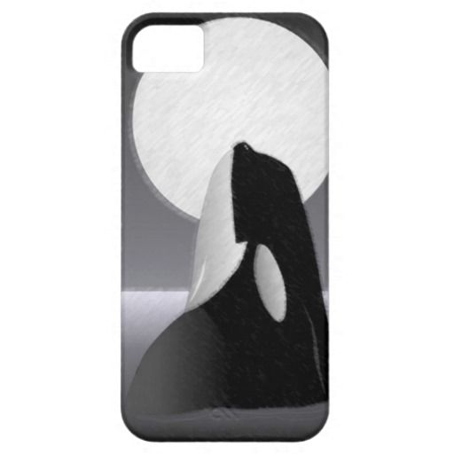Orca Killer Whale Iphone Cover Zazzle Collection