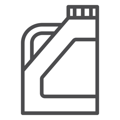 Chemical Drain Cleaner Stroke Icon