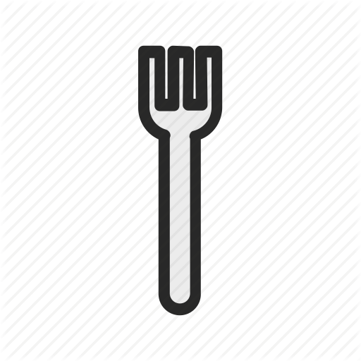 Food, Fork, Kitchen, Kitchenware Icon