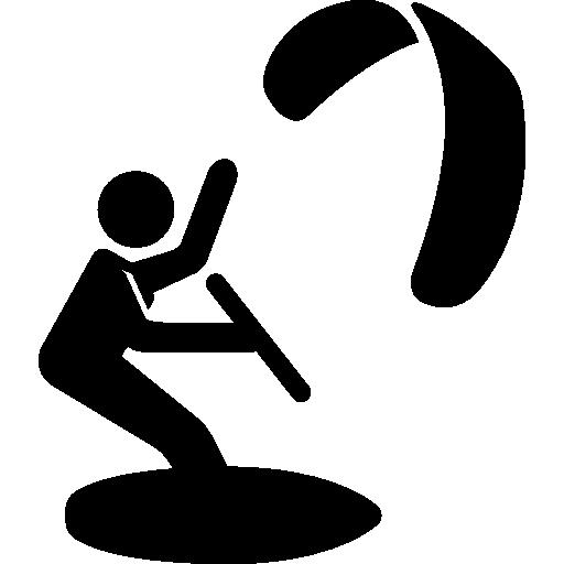 Kitesurfing Icons Free Download