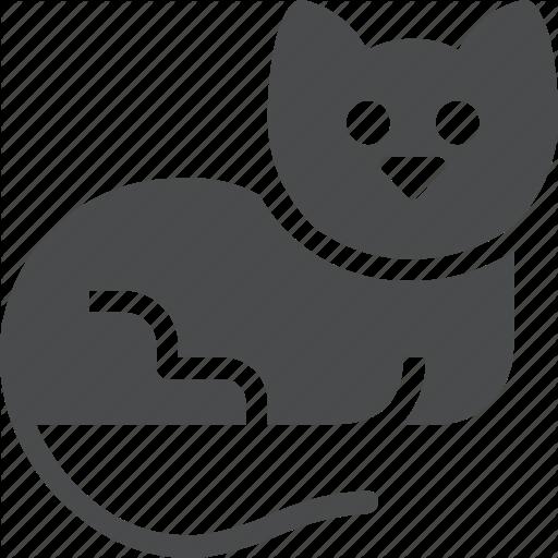 Animal, Cat, Feline, Kitten, Kitty, Pet Icon