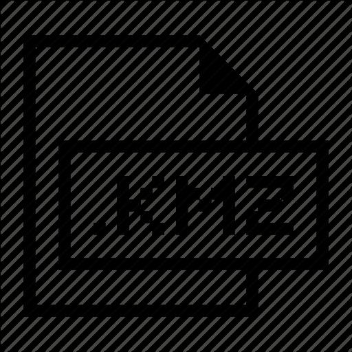 Document, Extension, File, Format, Kmz Icon