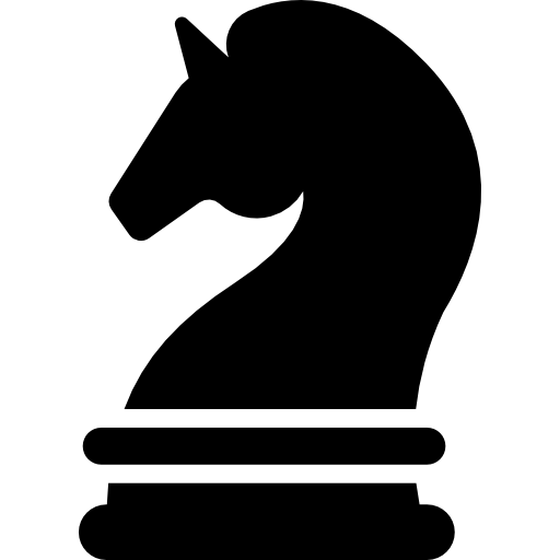 Vector Knight Horse Icon Transparent Png Clipart Free Download