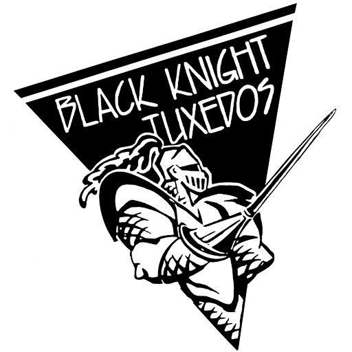 Cropped Black Knight Tuxedos Icon Black Knight Tuxedos