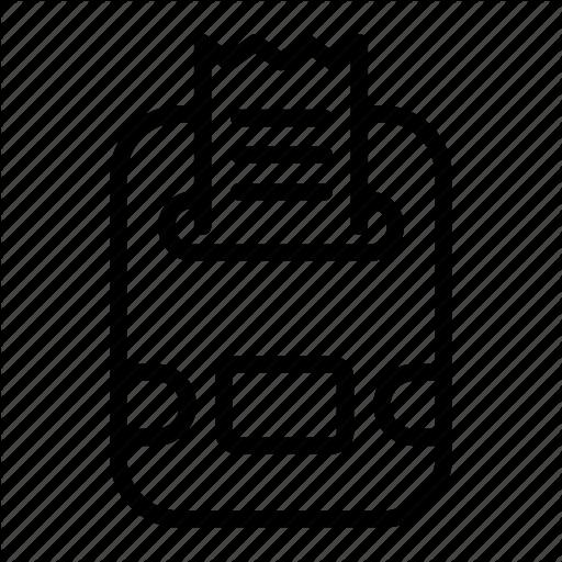 Bill, Check, Equipment, Label, Printer, Shop, Store Icon