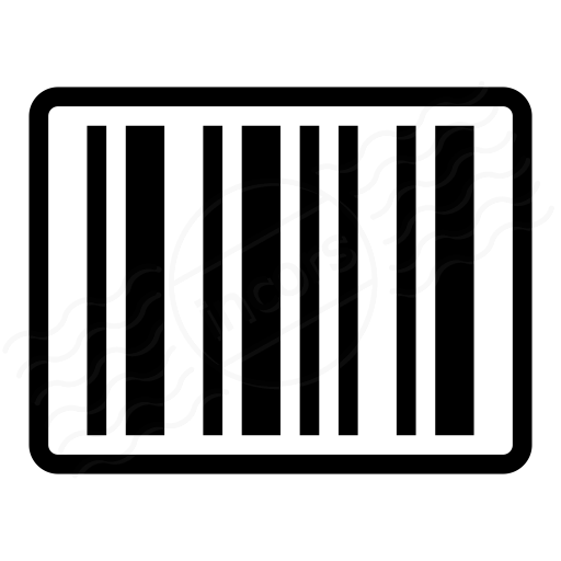 Iconexperience I Collection Barcode Icon