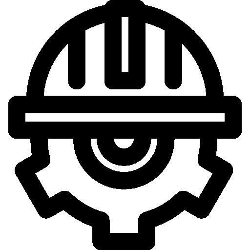 Labor Day Black Icon