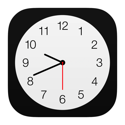 Clock Icon Style Iconset Iynque