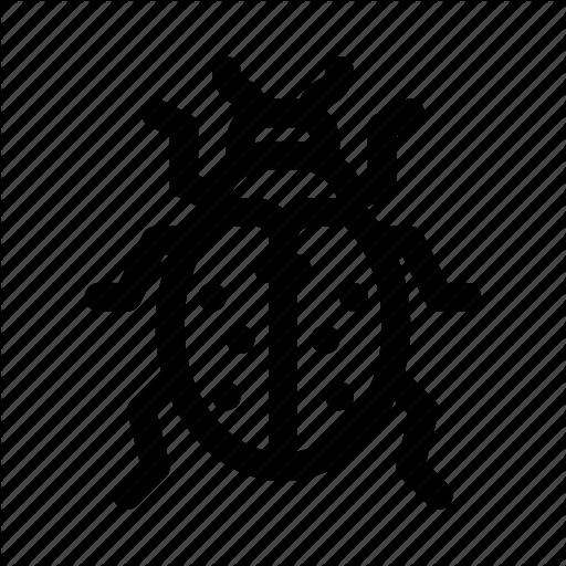 Bug, Flying, Insect, Lady, Ladybird, Ladybug Icon