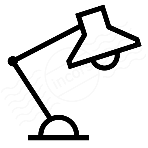 Iconexperience I Collection Desk Lamp Icon