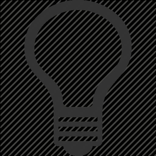 Bulb, Electric, Electricity, Energy, Idea, L Light Icon