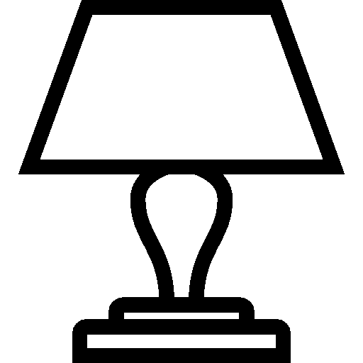 Household Lamp Icon Ios Iconset