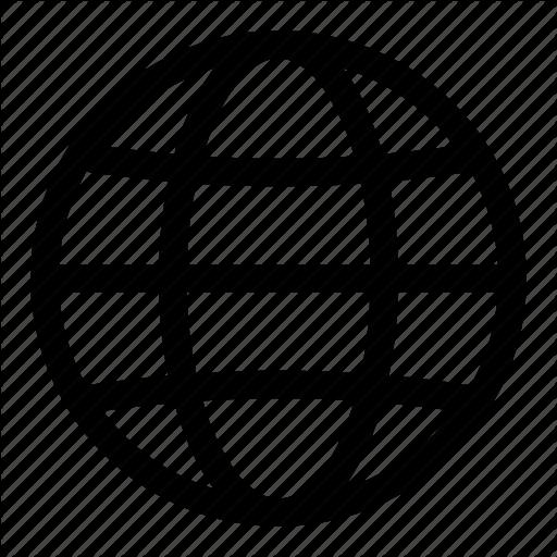 Change Language, Ecommerce, Language, World Icon