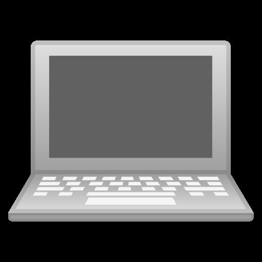 Laptop Computer Icon Noto Emoji Objects Iconset Google