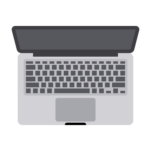 Computer, Device, Laptop, Macbook, Notebook Icon
