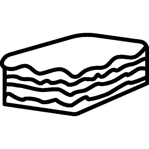 Lasagna Icons Free Download