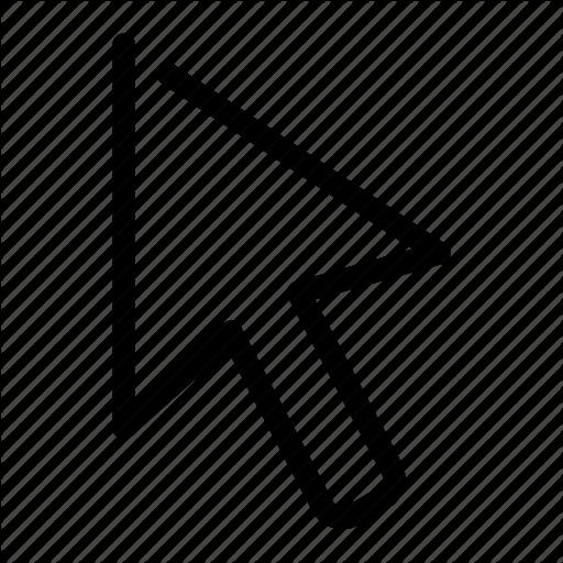 Cursor, Line, Sign, Tag, Up Icon